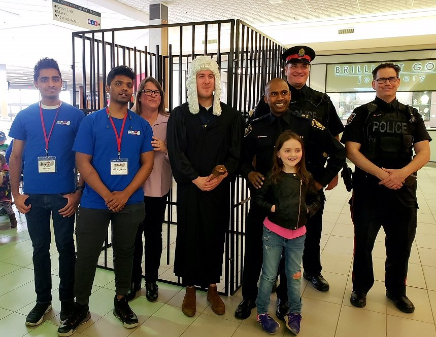 Crime Stoppers Jail-A-Thon