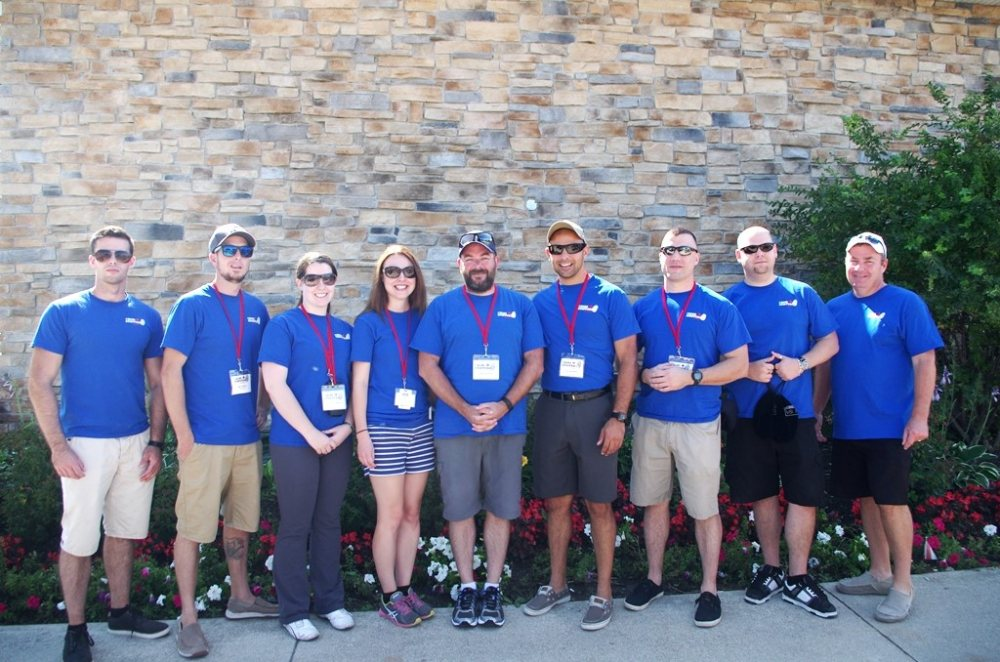 2016 Golf Tournament Volunteers