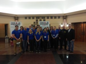 Crime Stoppers of Halton amazing Volunteers!