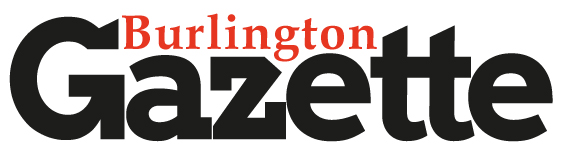 Burlington Gazette logo