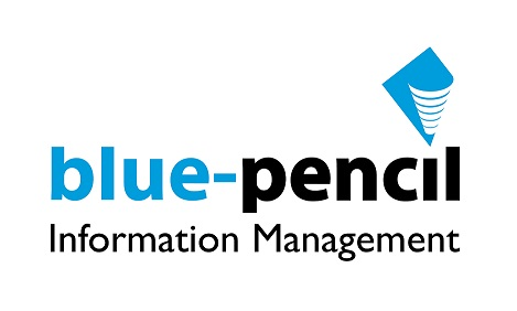 Blue Pencil Information Management logo